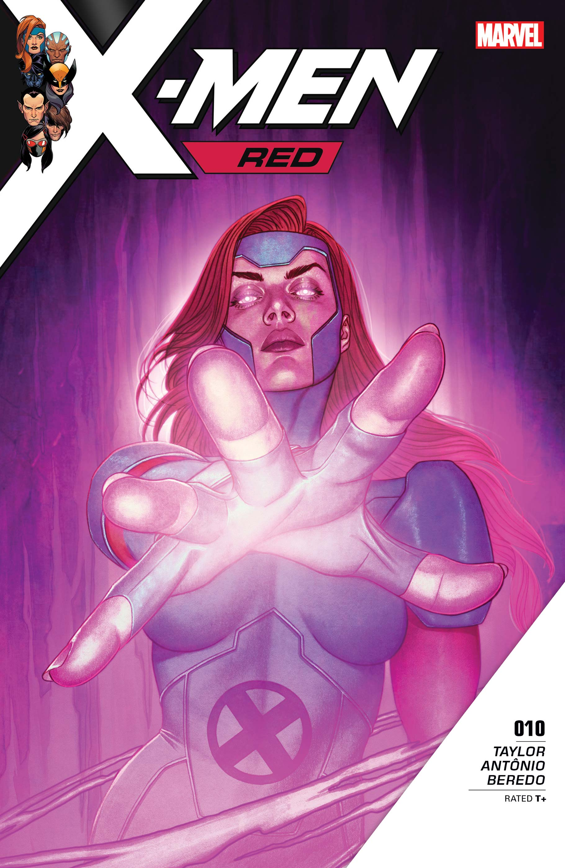 X-Men: Red (2018) #10