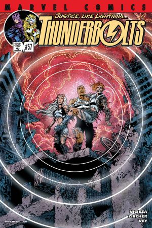 Thunderbolts (1997) #57