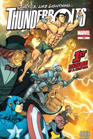 Thunderbolts #163