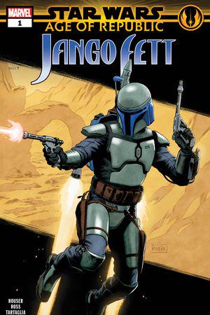 Star Wars: Age of Republic - Jango Fett (2019) #1