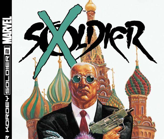 Soldier X (2002) #2