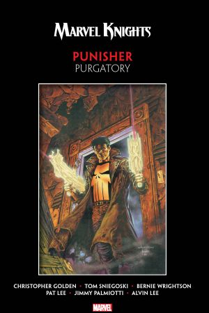 Marvel Knights Punisher by Golden, Sniegoski & Wrightson: Purgatory (Trade Paperback)