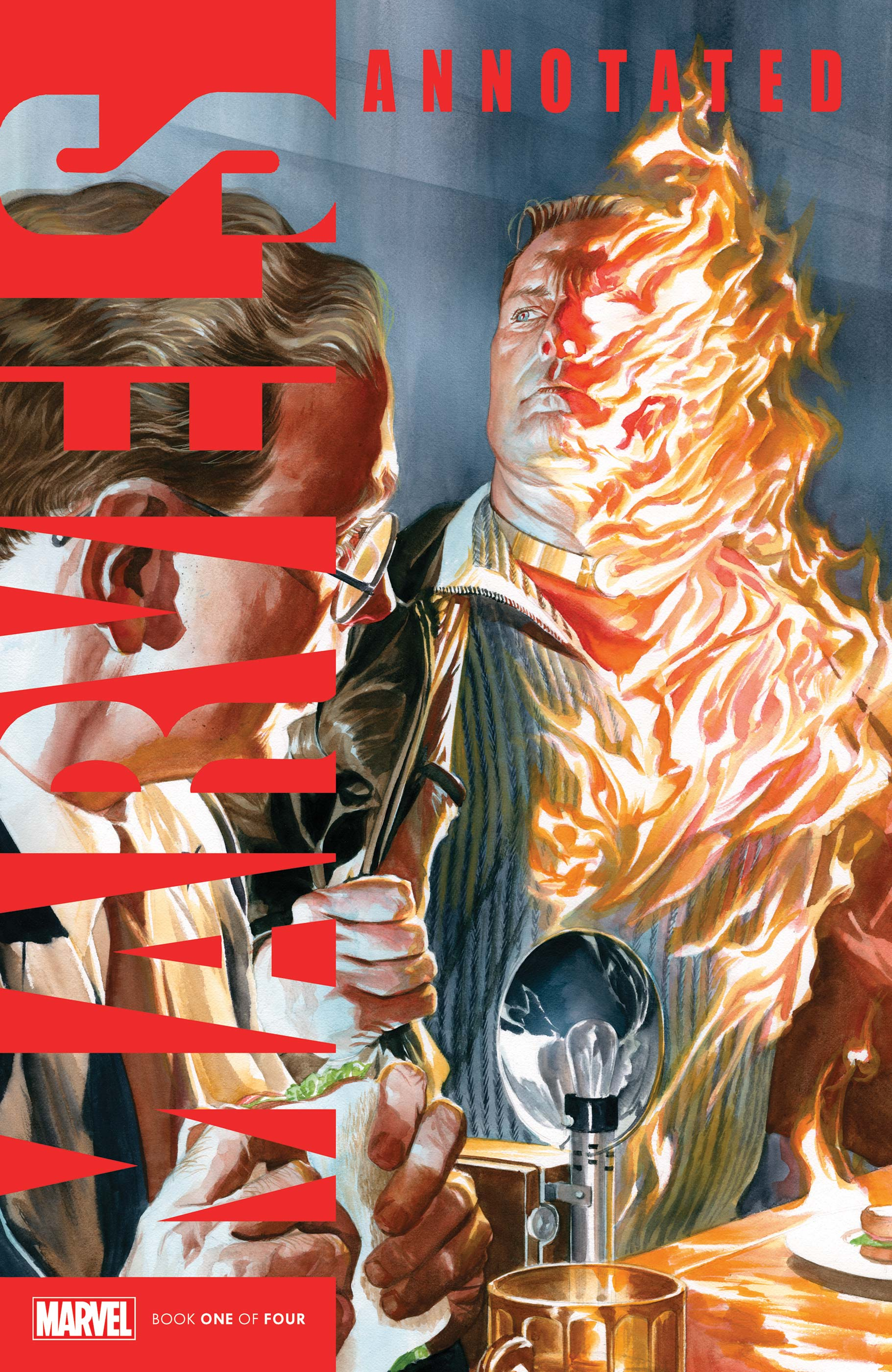 Marvels Annotated (2019) #1