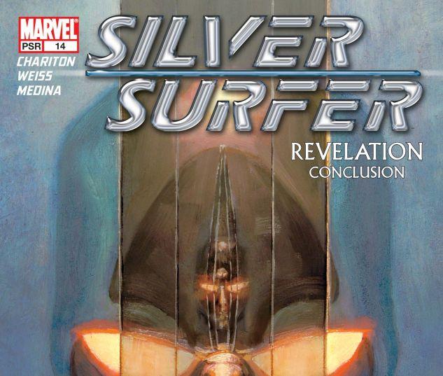 SILVER SURFER (2003) #14