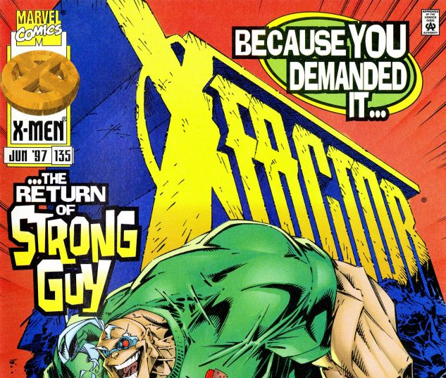 X-Factor (1986) #135