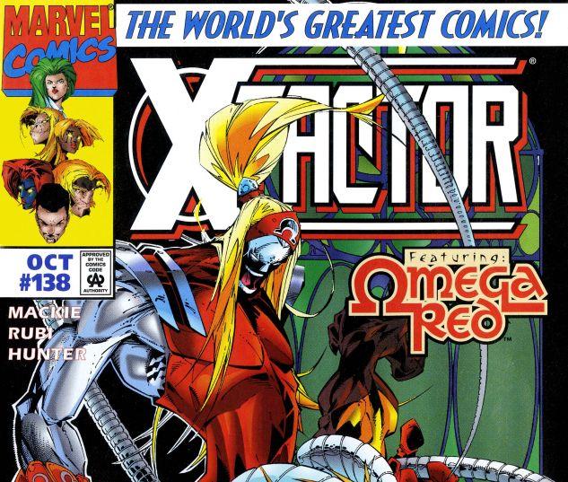 X-Factor (1986) #138
