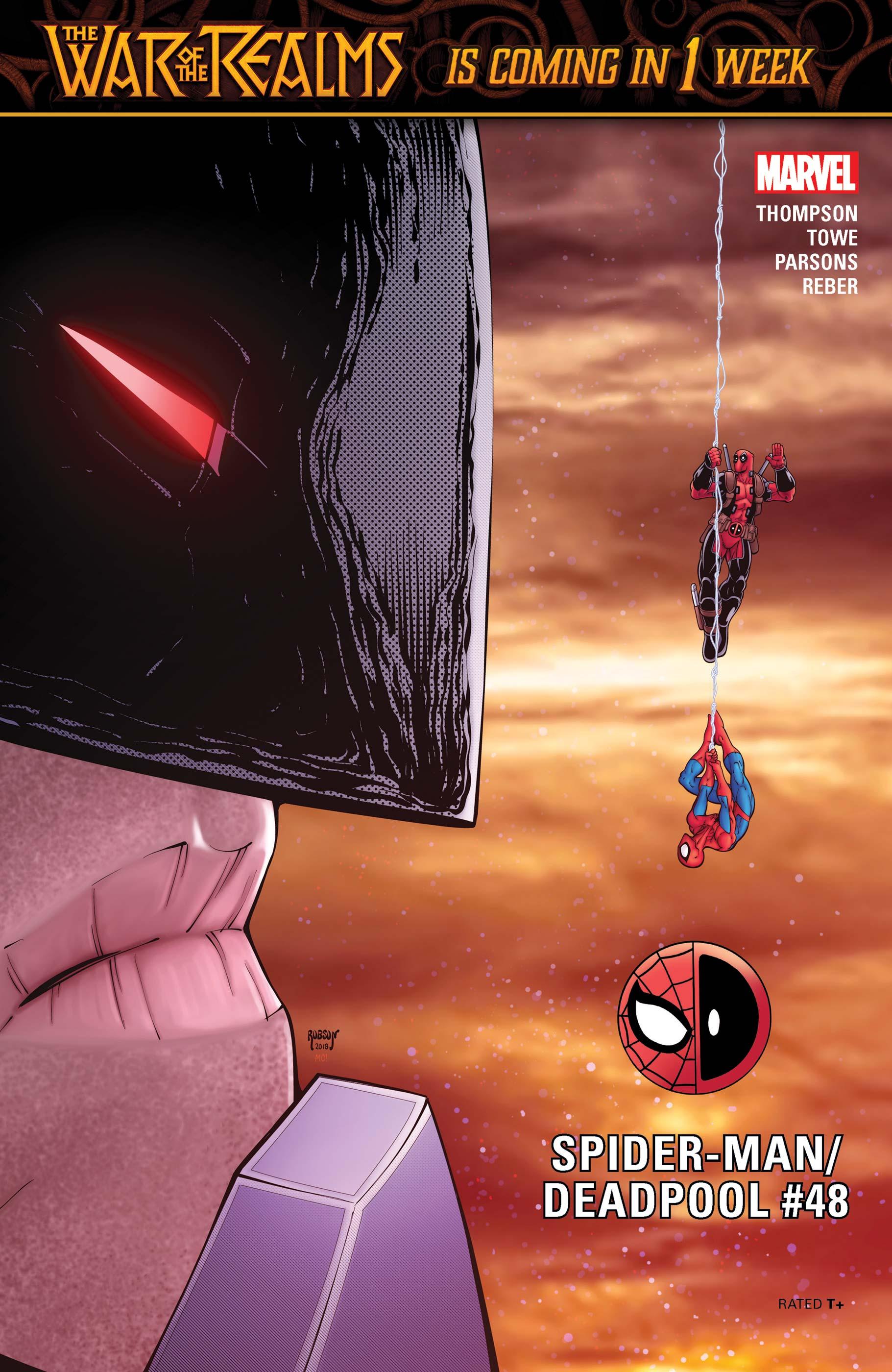 Spider-Man/Deadpool (2016) #48