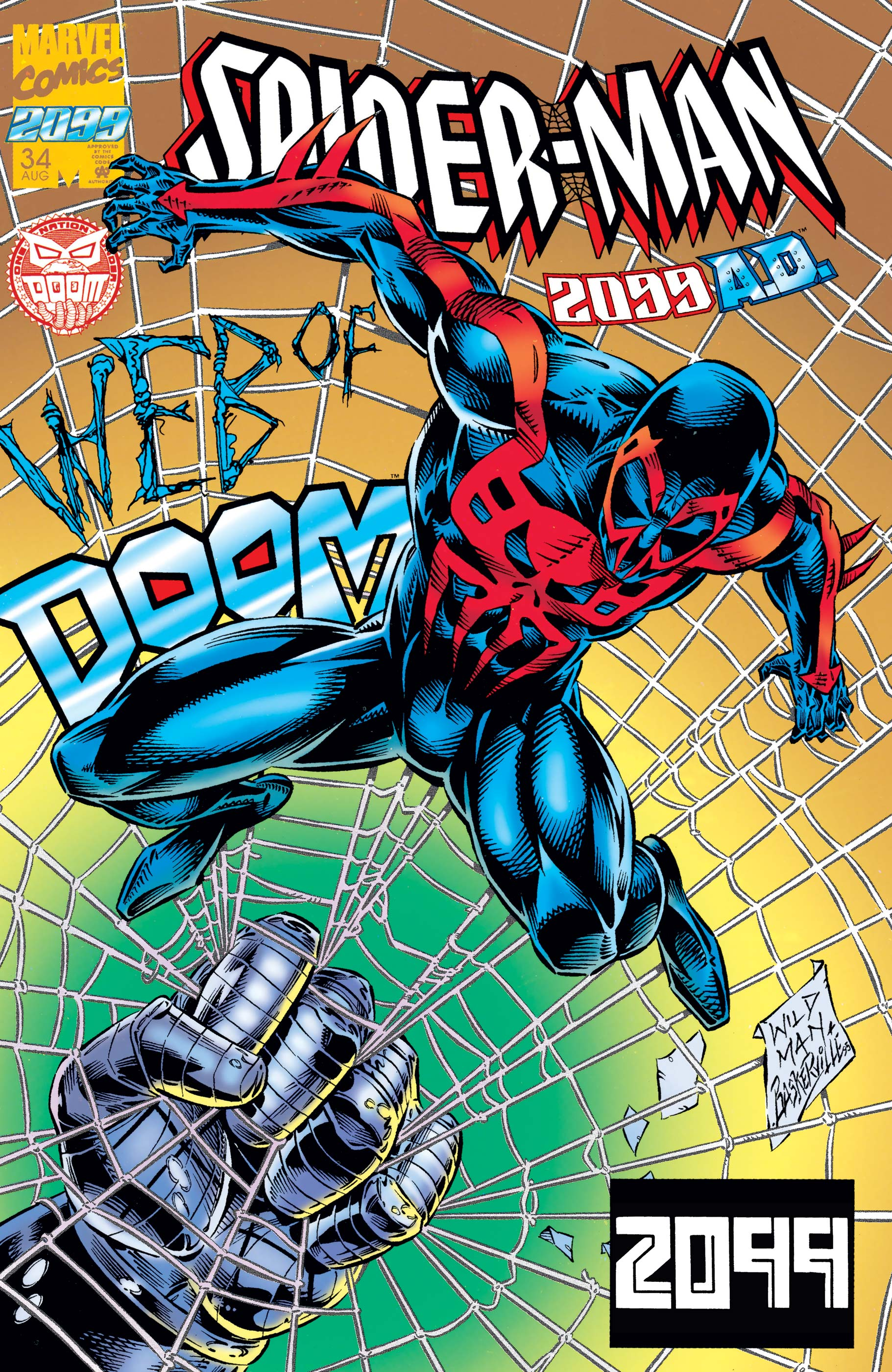 Spider-Man 2099 (1992) #34