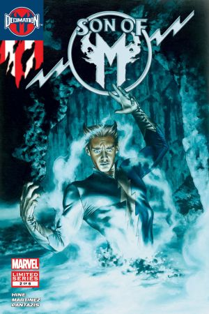 Son of M (2005) #2
