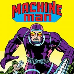 Machine Man (0000-2016)
