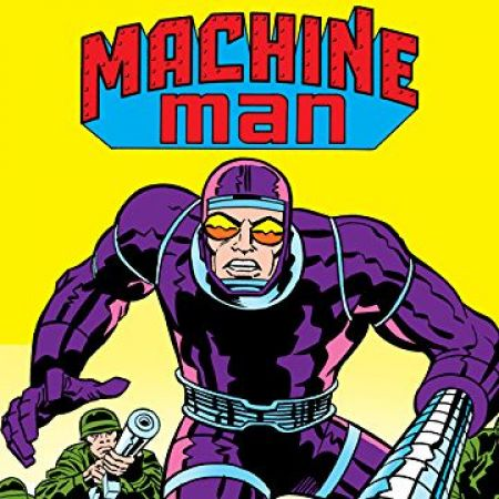 Machine Man (1978 - 1981)