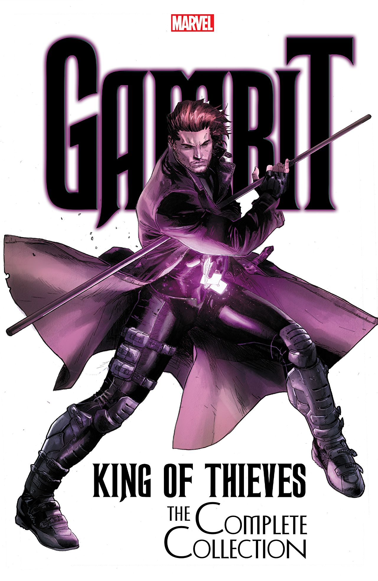 Gambit: King of Thieves - The Complete Collection (Trade Paperback)