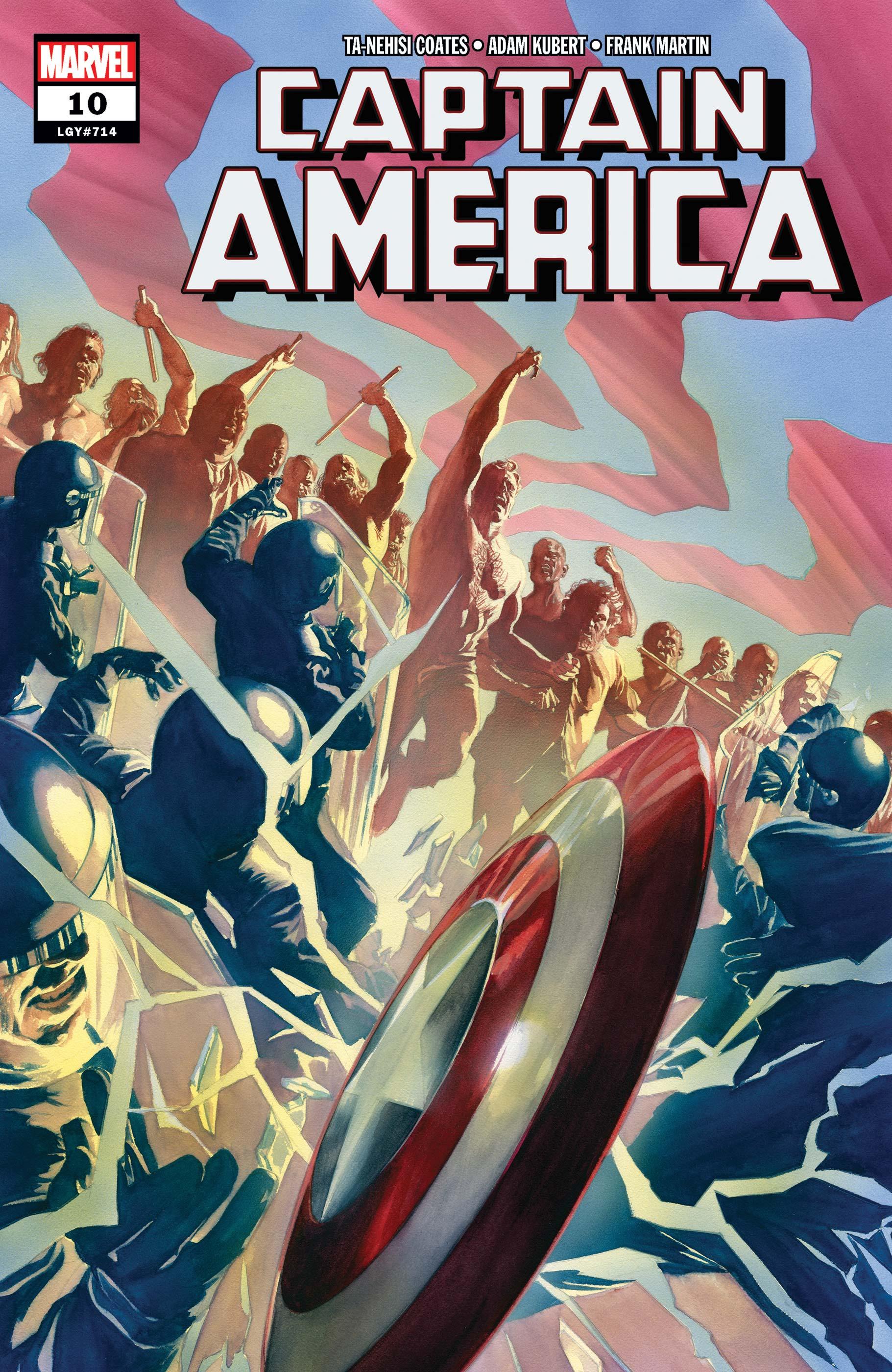 Captain America (2018) #10