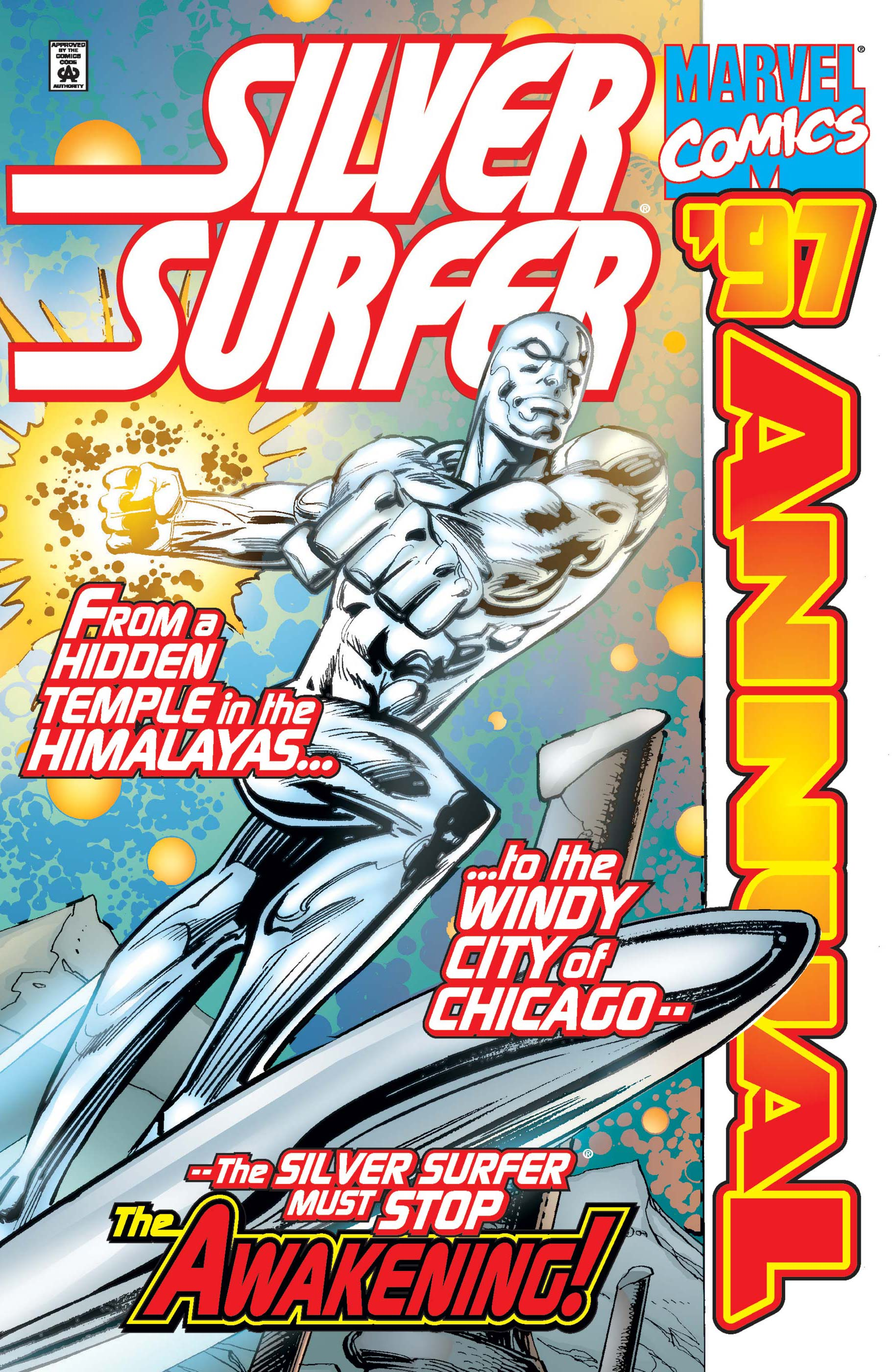 Silver Surfer Annual (1997) #1