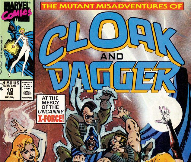 The Mutant Misadventures of Cloak and Dagger #10