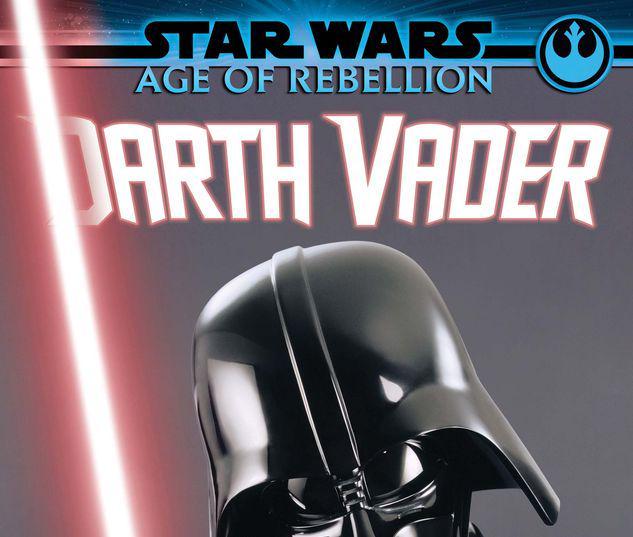 STAR WARS: AGE OF REBELLION - DARTH VADER 1 MOVIE VARIANT #1