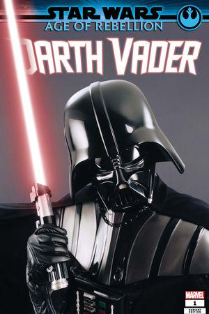 Star Wars: Age Of Rebellion - Darth Vader (2019) #1 (Variant)