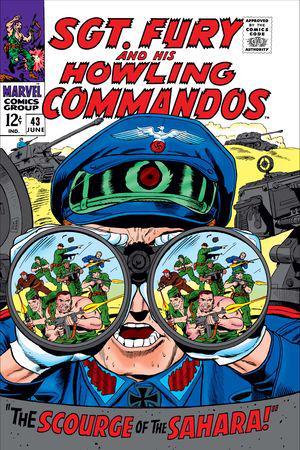 Sgt. Fury (1963) #43