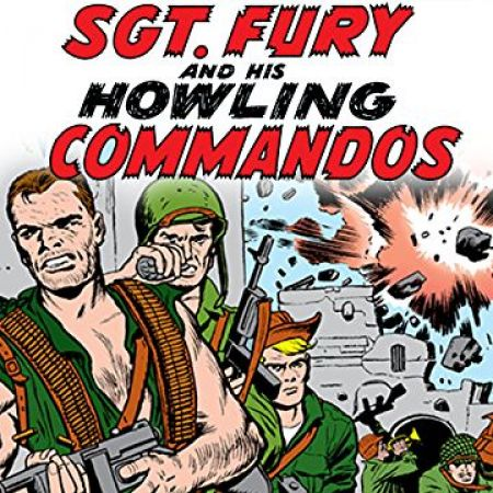 Sgt. Fury and His Howling Commandos (1963)