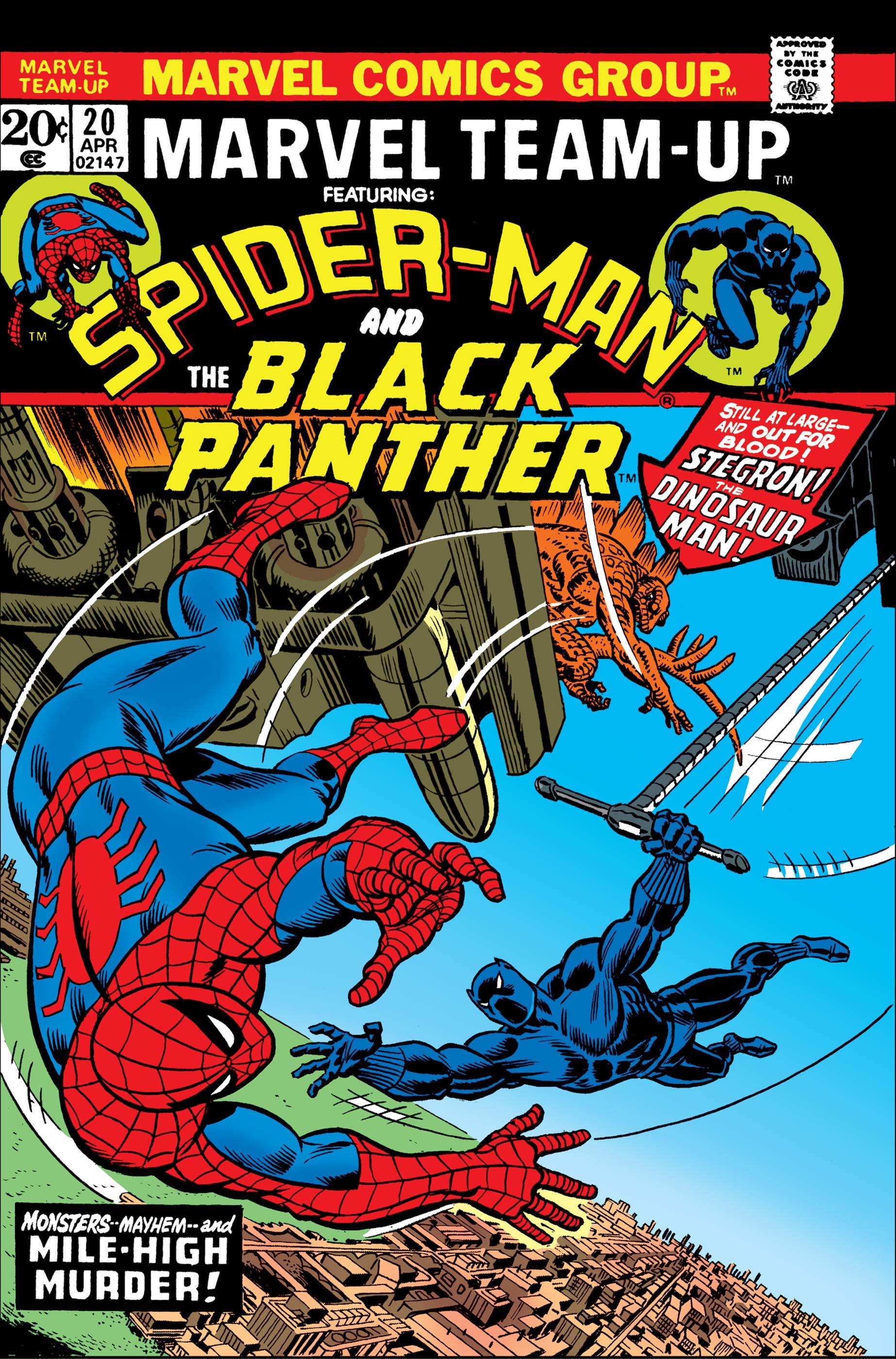 Marvel Team-Up (1972) #20