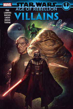 Star Wars: Age Of Rebellion - Villains (Trade Paperback)