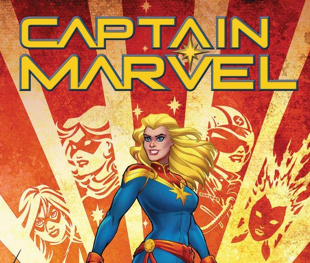 CAPTAIN MARVEL VOL. 1: RE-ENTRY TPB #1