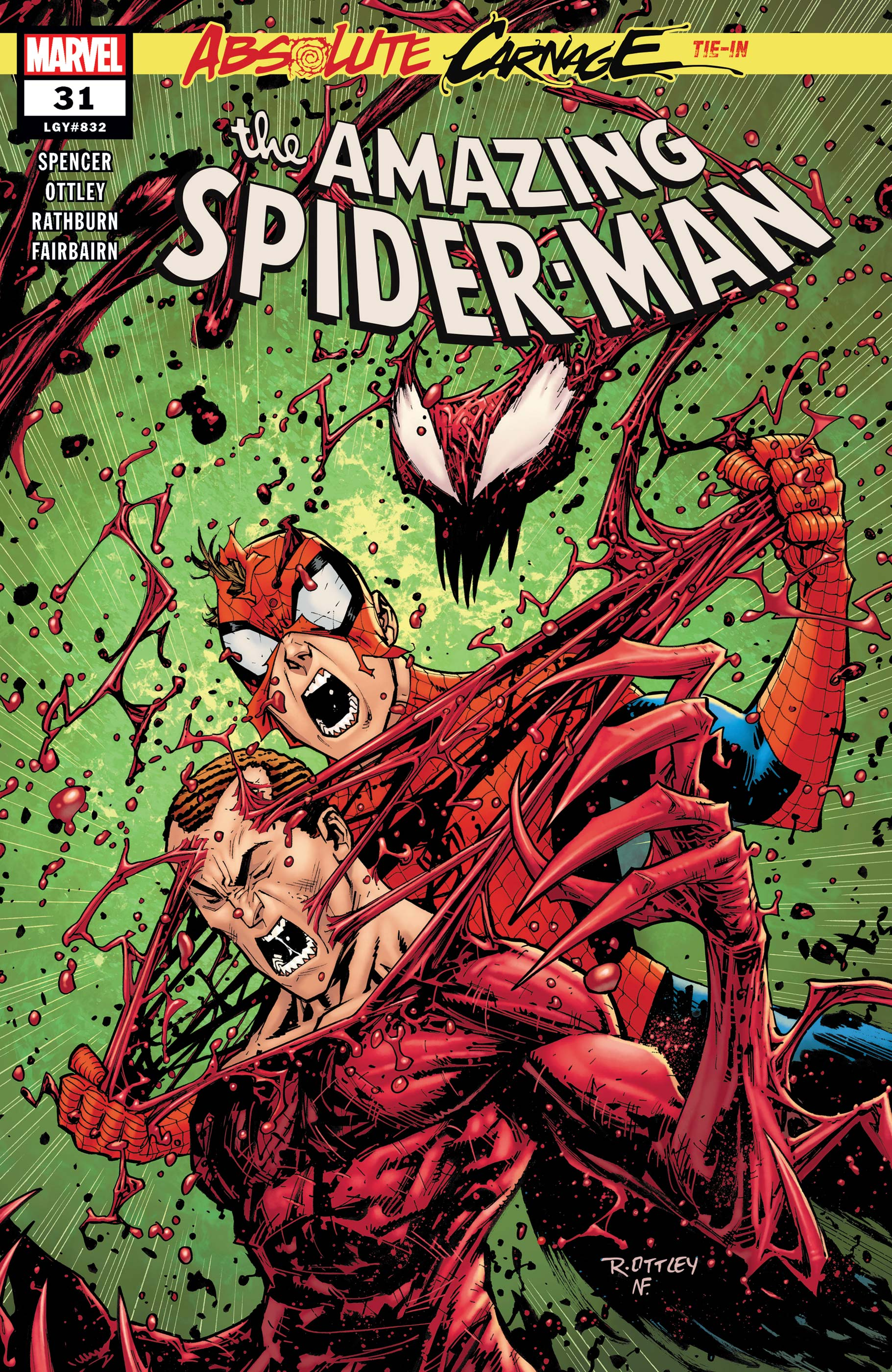 The Amazing Spider-Man (2018) #31