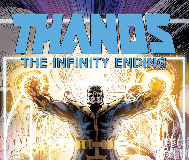 THANOS: THE INFINITY ENDING OGN-HC #0