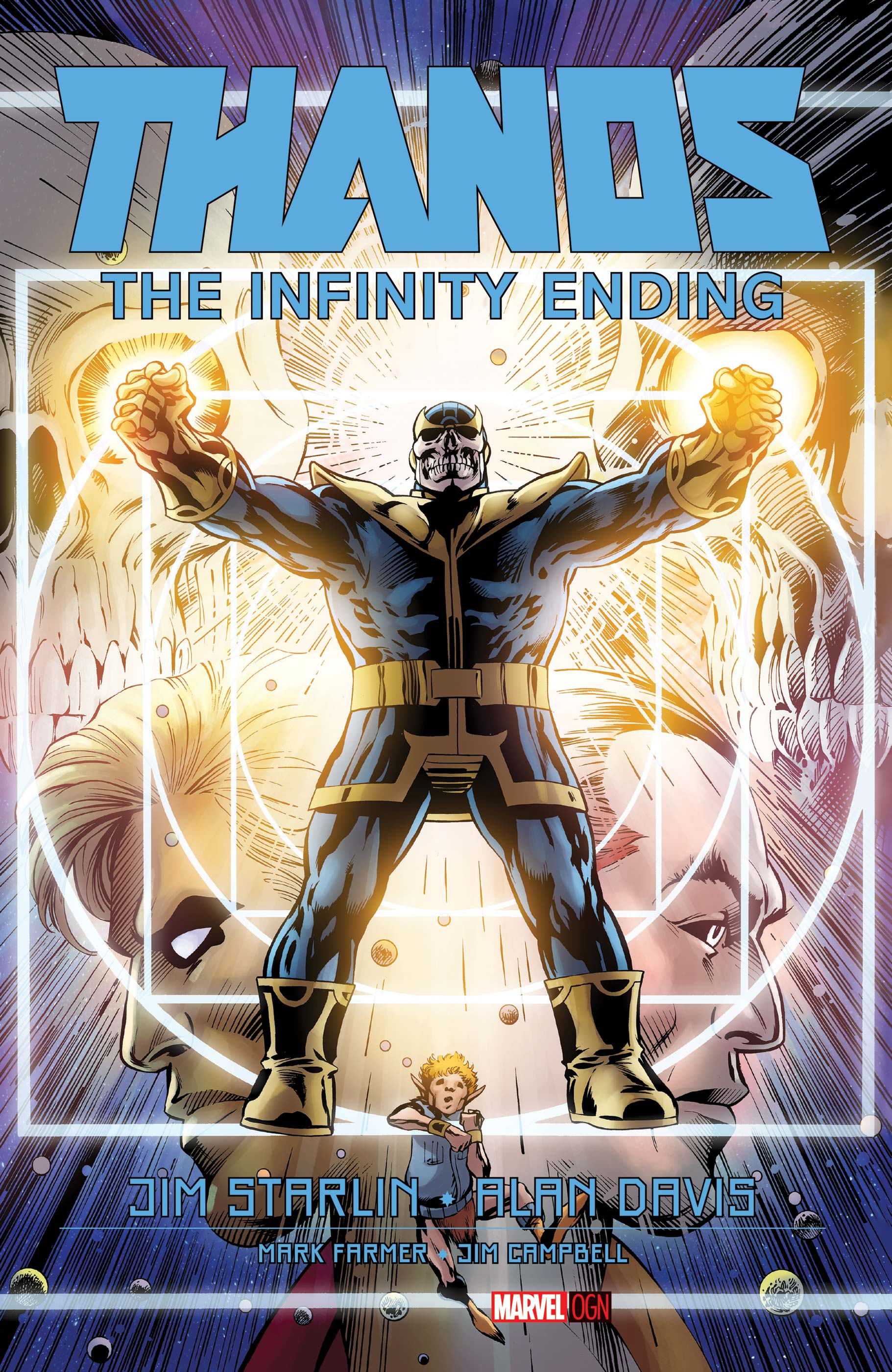 Thanos: The Infinity Ending (Hardcover)