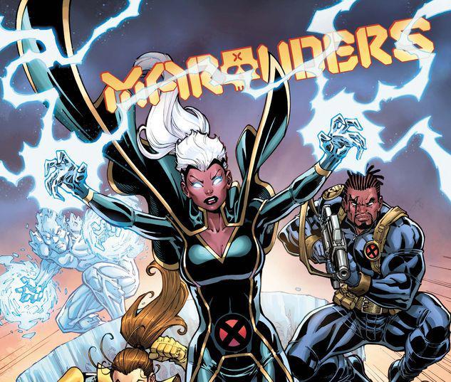 Marauders #1