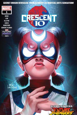 Future Fight Firsts: Crescent and Io (2019) #1