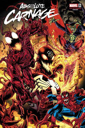 Absolute Carnage (2019) #5 (Variant)