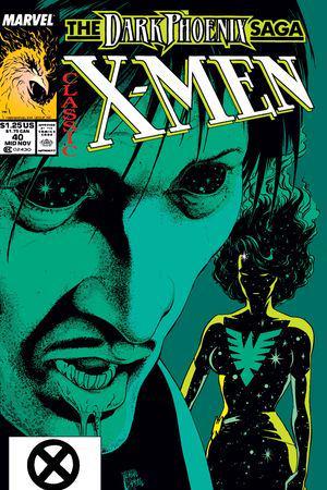 Classic X-Men #40