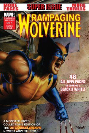 Rampaging Wolverine #1