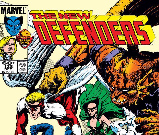 Defenders #138