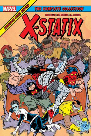 X-Statix: The Complete Collection Vol. 1 (Trade Paperback)