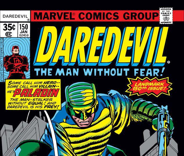 Daredevil #150