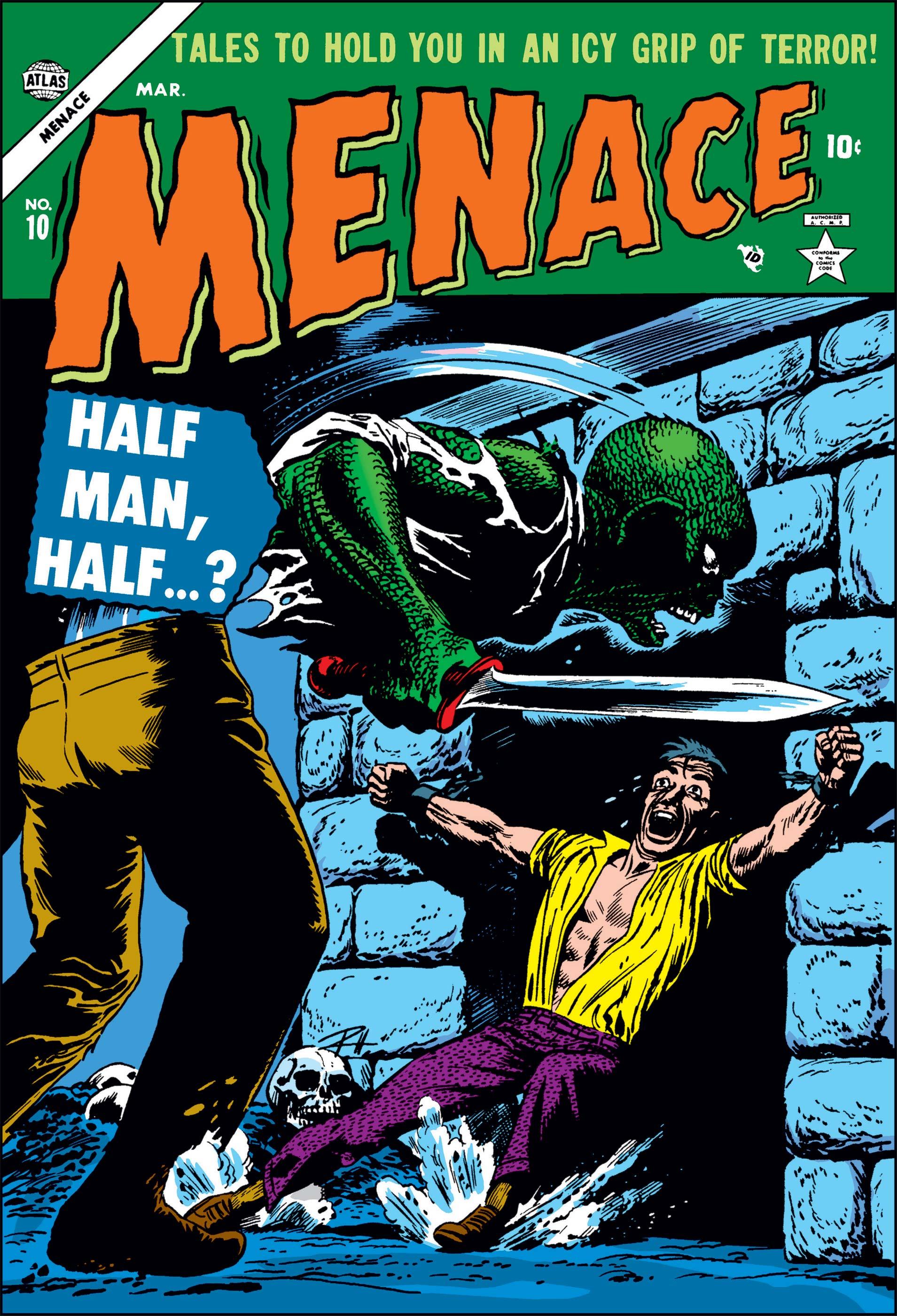 Menace (1953) #10