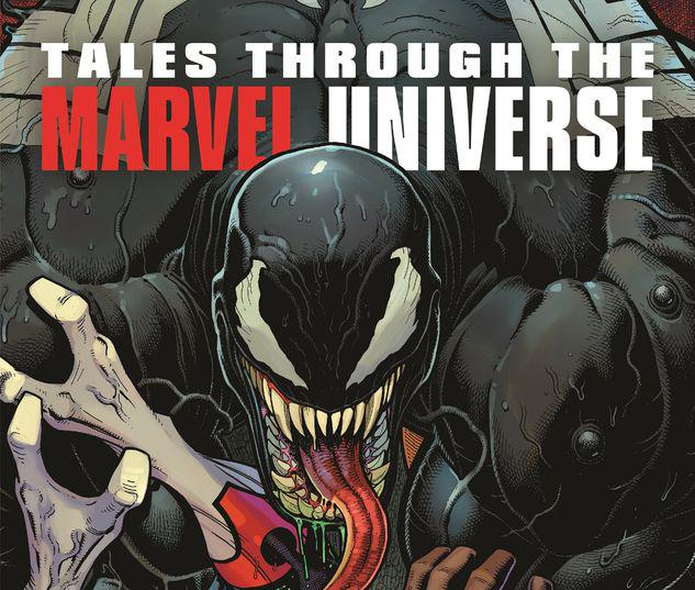TALES THROUGH THE MARVEL UNIVERSE TPB #1
