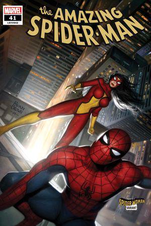 The Amazing Spider-Man (2018) #41 (Variant)