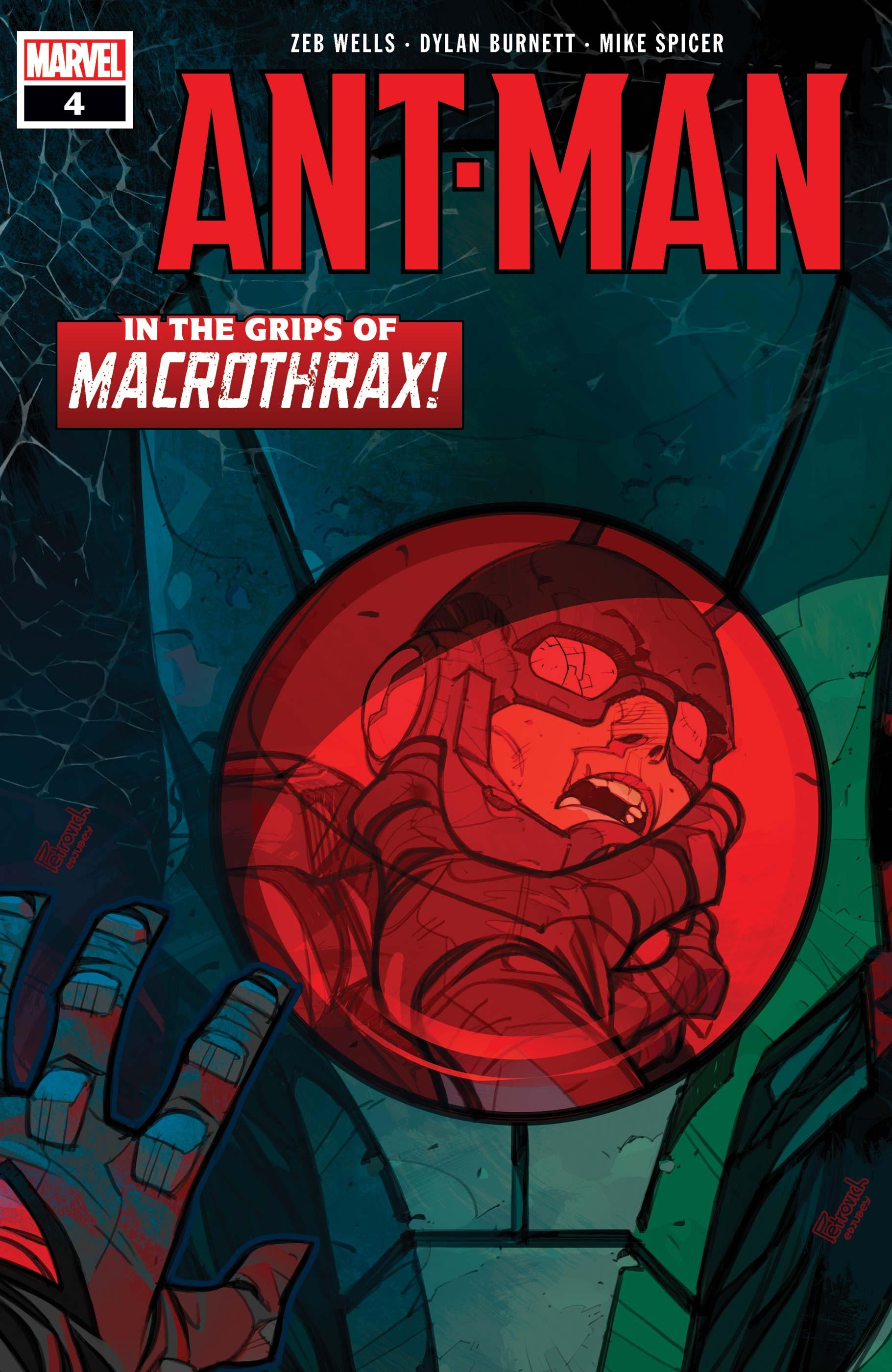 Ant-Man (2020) #4