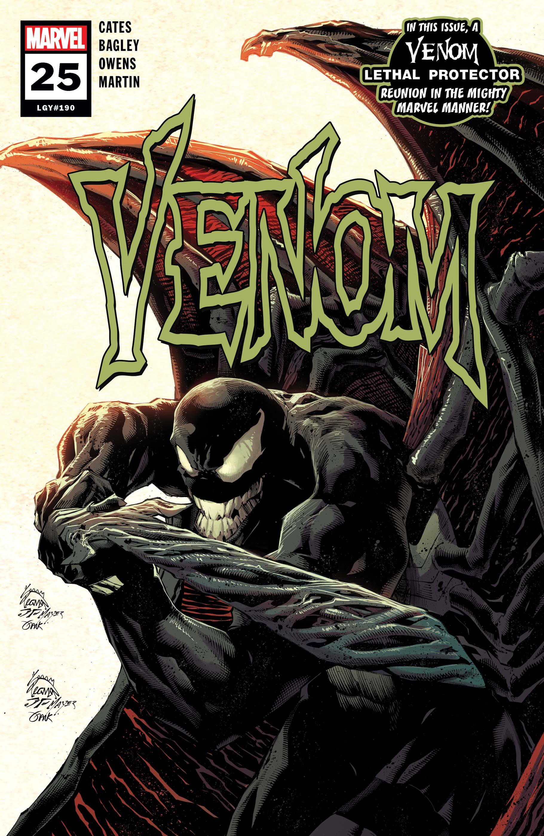 Venom 2018 25 Comic Issues Marvel