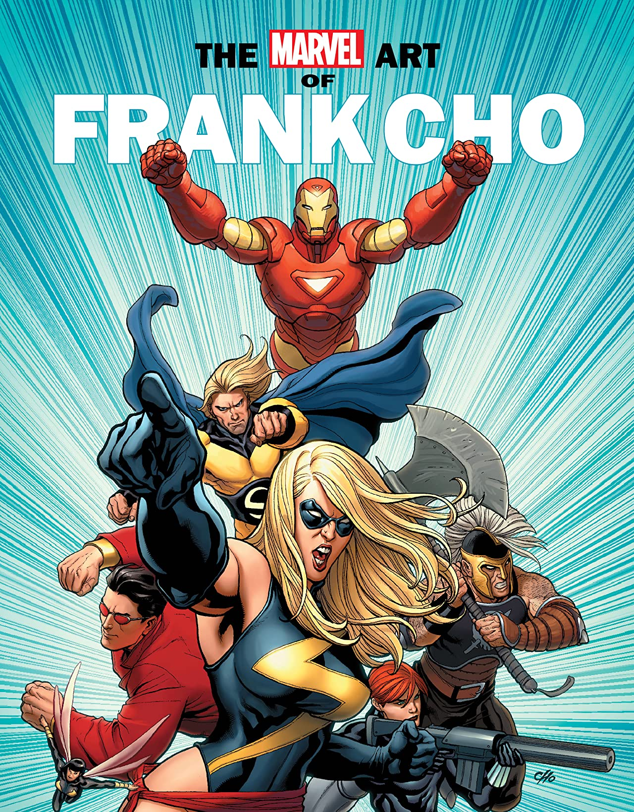 Marvel Monograph: The Art Of Frank Cho (Trade Paperback)