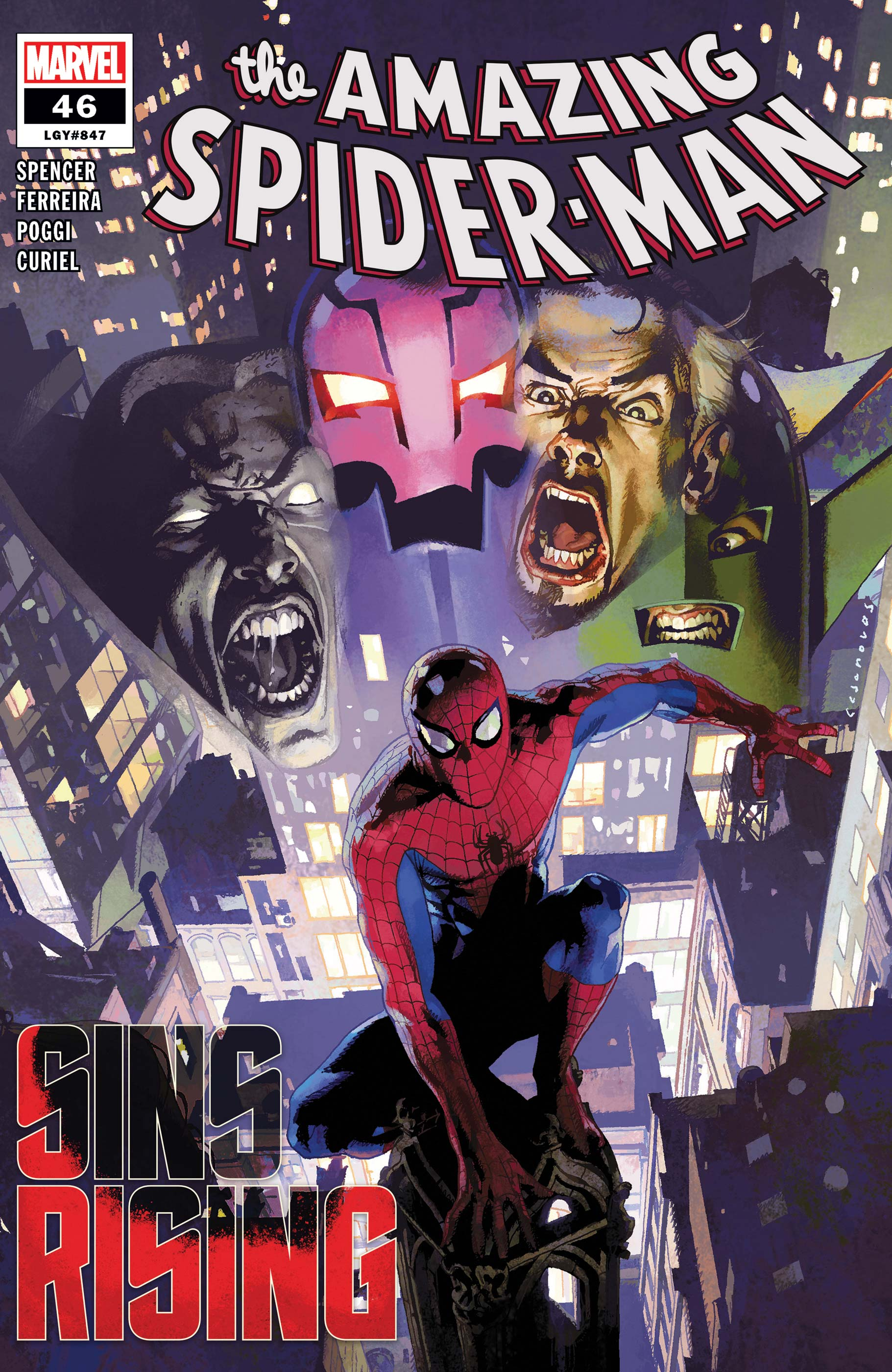 The Amazing Spider-Man (2018) #46