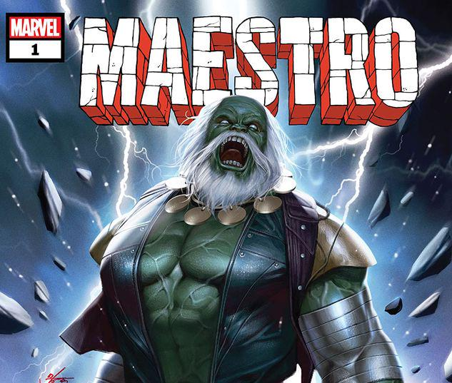 MAESTRO: FUTURE IMPERFECT - MARVEL TALES 1 #1