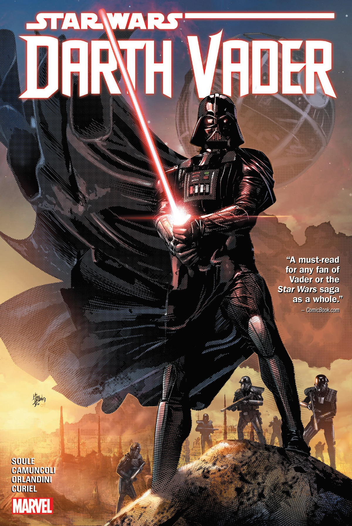 Star Wars: Darth Vader - Dark Lord Of The Sith Vol. 2 (Hardcover)