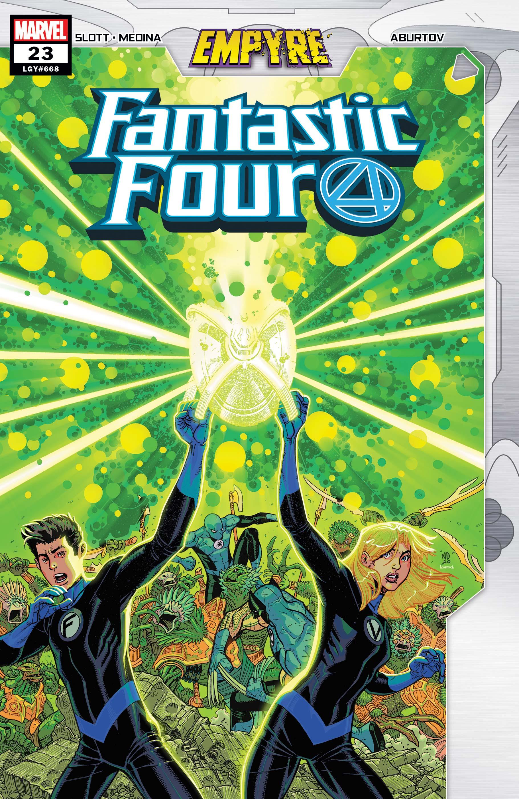 Fantastic Four (2018) #23