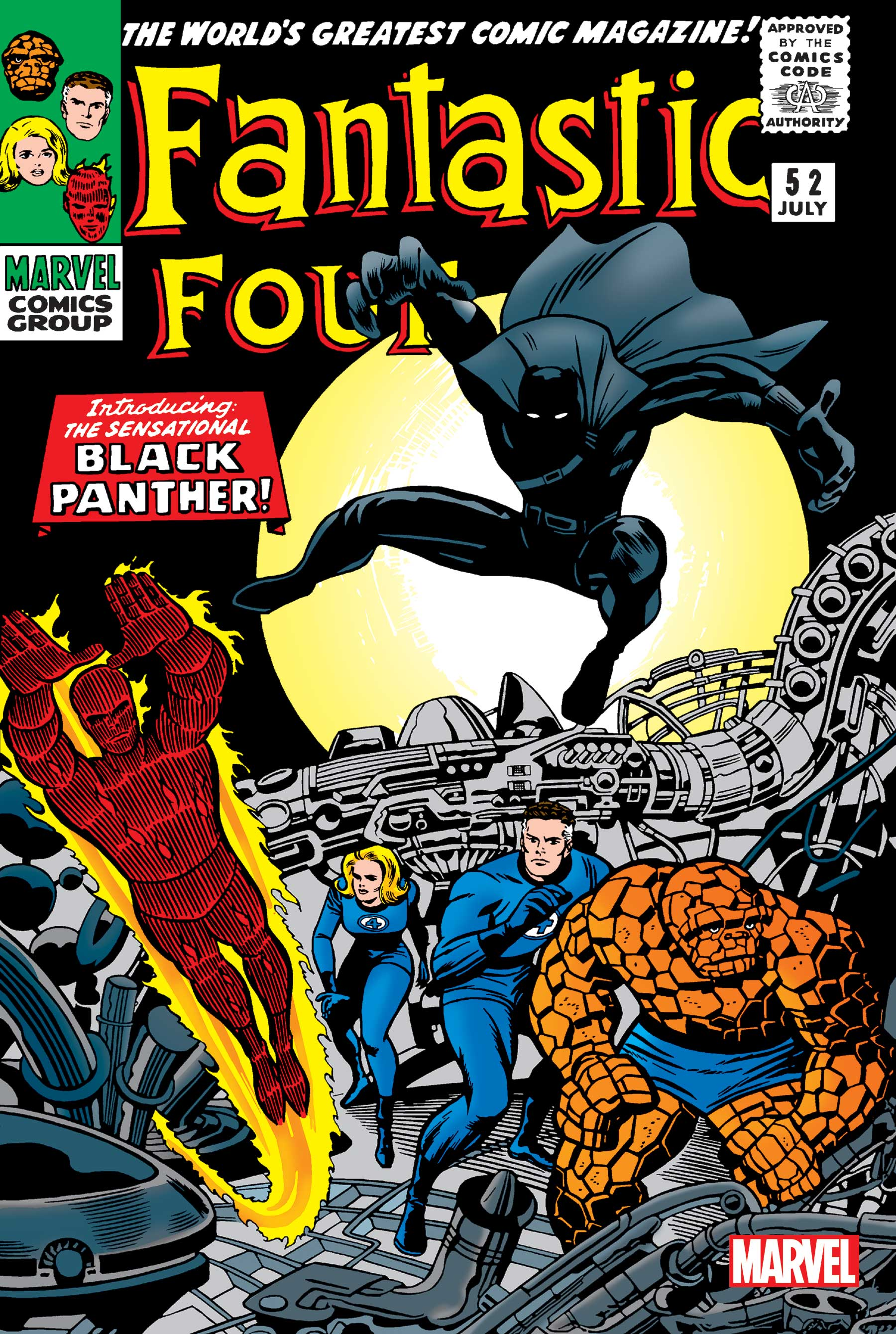 True Believers: King In Black - Black Panther (2020) #1