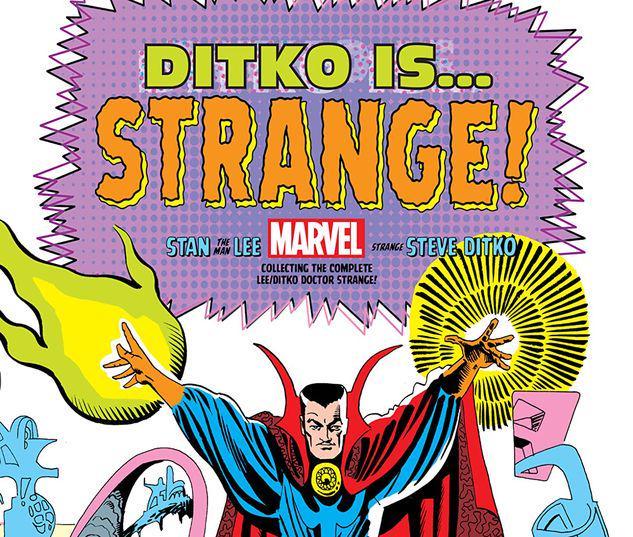 DITKO IS… STRANGE! KING-SIZE HC #1