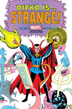Ditko Is… Strange! (Hardcover)